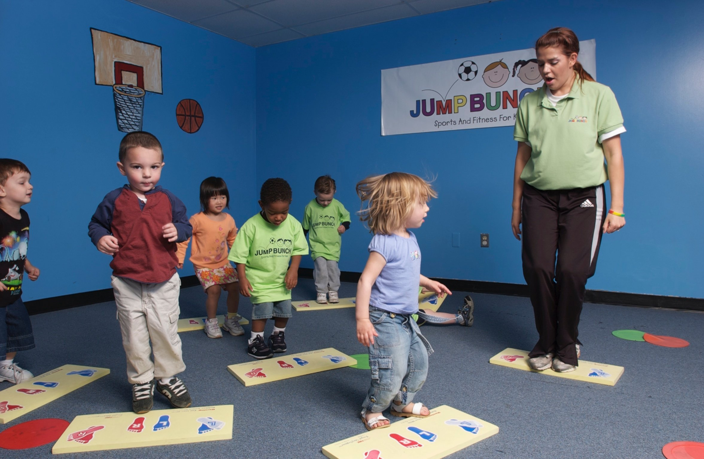 JumpBunch Naugatuck Valley | A Friendly Introduction to Sports and Fitness!