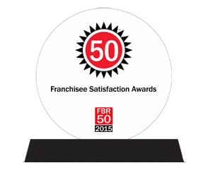Franchisee Satisfaction Award