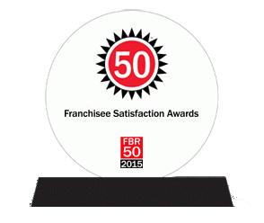 Franchisee Satisfaction Award